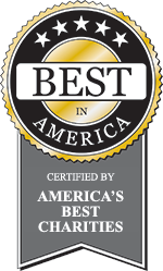 America's Best Charities - Best in America Seal of Excellence