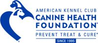 AKC CHF logo w date & 3 symbols